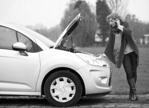 Reclamación por mal funcionamiento de un vehículo