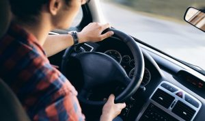 Conducción de un vehículo