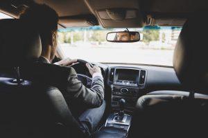 Copiloto de un vehículo