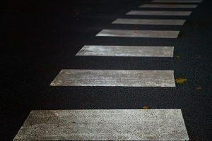 Paso de peatones calle
