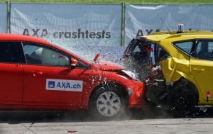 Accidente de coche